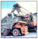 The extraction of apatite ores