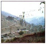 The beneficiation plant